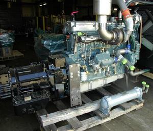 Diesel Engine for Oil Rig