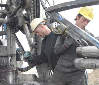 Alberta Oil Roughnecks